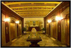Chicago Il ~ InterContinental Chicago Magnificent Mile ~ Medinah Athletic Club Originally
