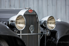 WIABug57-1729-2 (Stefan Marjoram) Tags: 1935 bugatti black car luxury sportscar type57 ventoux williamianson