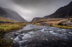 The river of dreams... (Einir Wyn Leigh) Tags: landscape river february winter wales water mountains light outside natural nature rugged countryside uk happy colorful nikon