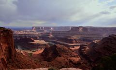 USA - Utah - Dead Horse Point (AlCapitol) Tags: usa utah nikon d5200 deadhorsepoint canyonlands canyon colorado sunrise leverdesoleil parcdelouestaméricain usawest côteouest ouestaméricain moab