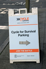 Cycle for Survival (JB by the Sea) Tags: sanfrancisco california february2019 financialdistrict urban thirdstreet 3rdstreet