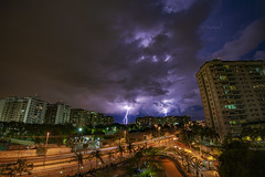 01/03/2019 (Aisse Gaertner) Tags: lightning riodejaneiro storm rain irix irix11mm canon 6d