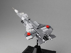 MiG-29 by Peter Blackert (Lasse Deleuran) Tags: lego airplane review book how