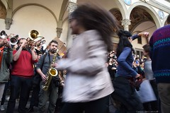Giovani manifestanti (carlogalletti) Tags: