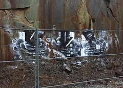 HUR (Kanalveien) 2019 (svennevenn) Tags: hur graffiti bergen gatekunst streetart