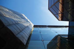 Surfaces (Atreides59) Tags: prague praha urban urbain républiquetchèque czechrepublic ciel sky bleu blue pentax k30 k 30 architecture pentaxart atreides atreides59 cedriclafrance