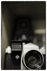 Yashica Penta (The real Brooxsie) Tags: fujifilm fuji xf35 yashica classiccamera oldcamera camera retro retrophotographic