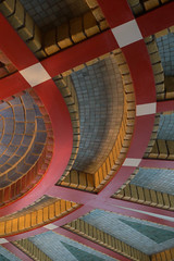 20181226-DSC01502 Amsterdam, Netherlands (R H Kamen) Tags: 19101919 amsterdam gelderland holland netherlands otterlo amsterdamschool architecture artdeco artnouveau brick ceiling expressionism indoor patterms rhkamen