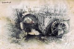 Livadeia (kzappaster) Tags: stonebridge bridge samsung samsungnx100 samsungnx nx100 nx mirrorless compactsystemcamera fauxvintage bw sepia greece livadeia leivadia voiotia