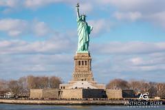 Statue of Liberty, New York City, USA (AnthonyGurr) Tags: newyork newyorkcity nyc thebigapple america usa unitedstates statue liberty libertyisland anthonygurr manhattan city
