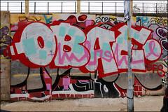 Obae (Alex Ellison) Tags: obae southlondon urban graffiti graff boobs