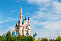 Cinderella Castle (MarcStampfli) Tags: cinderellacastle disney magickingdom nikond3200 themeparks vacationkingdom wdw waltdisneyworld