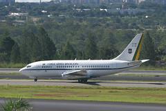 2216 Brasilia 22/03/06 (Andy Vass Aviation) Tags: brasilia brazilianairforce b737 2116