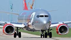 G-JZHC (AnDyMHoLdEn) Tags: jet2 737 egcc airport manchester manchesterairport 23l