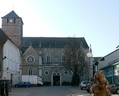 Où? église saint Jean-Baptiste à Tarbes. (Marie-Hélène Cingal) Tags: france tarbes 65