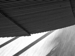 Nemzeti Táncszínház (LG_92) Tags: xiaomi mobilepics 2019 hungary hungarian architecture interior bw blackandwhite blackwhite monochrome light shadows detail ceiling lines contemporary abstract