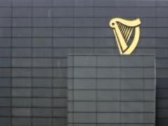 Guinness Brewery, Dublin (Steve Brewer Photos) Tags: guinness ireland dublin brewery logo architecture geometry porter beer harp irish