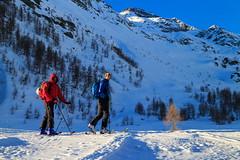 Partenza Mattutina (Roveclimb) Tags: mountain montagna alps alpi vallese valais svizzera suisse sempione simplon ossola scialpinismo skitouring winter inverno snow schnee neve galehorn simplonpass engiloch