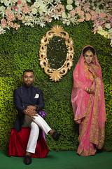 Couple (palls00) Tags: wedding couple biye men women portrait frame bride groom dress saree nikon dhaka bangladesh bangla