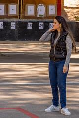 Police Shooting Range (david55king) Tags: david55king israel haifa police volunteers policevolunteers civilguard shooting range shootingrange ישראל חיפה משטרה מתנדבים מתנדבימשטרה משמראזרחי משאז אקם אקמ מטווח מלמש shfaram שירןאבוחצרה
