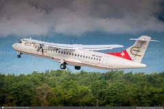 [GVA.2014] #Etihad.regional #Darwin.Airline #F7 #ATR #ATR72 #HB-ACA #awp (CHRISTELER / AeroWorldpictures Team) Tags: etihadregional darwinairline atr atr72 atr72500 pwc hbaca fwwem eurowings ew ewg danfh contactair c3 kis lufthansaregional airdolomiti en dla dwt nac plane airplane aircraft takeoff avion aviation avgeek spotter christeler aeroworldpictures spotting planespotting geneva geneve cointrin gva lsgg switzerland europe airways nikon d300s nef raw lightroom nikkor 70300vr chr