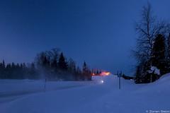 Z19_0019 LT (Zoran Babich) Tags: lapland lappi finland suomi winter landscape morning snow kittilä fi snowplow
