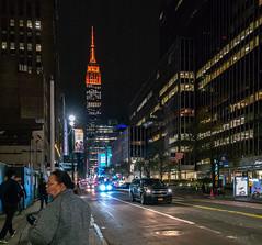 Got Lost (Jocey K) Tags: sonydscrx100m6 triptocanadaandnewyork architecture street people cars newyorkcity