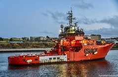 Esvagt Kappa - Aberdeen Harbour Scotland - 31/03/2019 (DanoAberdeen) Tags: esvagtkappa danoaberdeen candid amateur 2019 seafarers offshore ship shipspotting aberdeenharbour aberdeen aberdeenscotland scotland tug tugboats harbour workboats errv oilrigs oilandgas shipping transport footdee fittie northpier geotag seaport dock water northeast northsea sealife supplyships cargoships clouds golden seascape standbysafetyvessels danophotography shippingworldwide haulage abdn abz maritime tugs tugboat psv vessels boats lifeatsea outdoors pocraquay marine oilships merchantships sailing blue sky sailor ecosse watercraft marineoperationscentre
