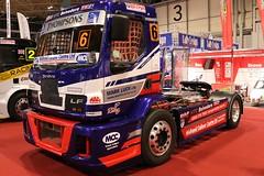 Autosport international January 2019 NEC Birmingham (jamiematthias1) Tags: autosport international 2019 nec birmingham cars vehicles motorsport truck racing btra leyland daf