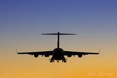 RCAF C-17 (galenburrows) Tags: aviation aircraft airplane airforce rcaf royalcanadianairforce cytr c17 c17a globemasteriii globemaster flight flying