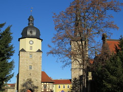 Riedturm Arnstadt (germancute) Tags: arnstadt building turm
