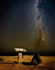 Pacific Nights (Lyndon (NZ)) Tags: 2019 nz castlepoint wairarapa star milkyway new zealand night pacific astro ocean