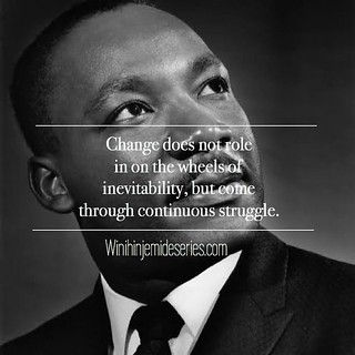 Martin • Luther • King • Be conscious of the change you as an individual possess. Use that knowledge to empower others around you. • • • • #government #winihinjemideseries #winihinjemide #winihinjseries #empowered #uplifted #politics #youthsinpolitics #wo