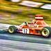 Niki Lauda with Ferrari 312 B3