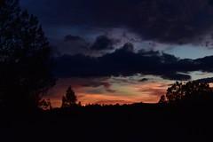 66/365 Sleepy Hollow Sunset (OhWowMan) Tags: 365the2019edition 3652019 day66365 07mar19 payson arizona sunset sky tree cloud trees clouds landscape ohwowman nikon d3300