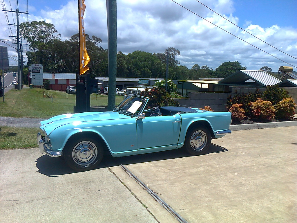The Worlds Most Recently Posted Photos Of Triumph And Triumphtr4