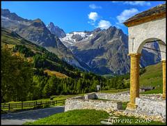 Glacier de la Neuvaz des de la Chapelle de Ferret (Suïssa) (ll.lloren) Tags: suïssa