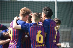 DSC_9716 (VAVEL España (www.vavel.com)) Tags: fcb barcelona barça masia cadete base cantera formativo nàstic dh fútbol football futebol soccer blaugrana azulgrana