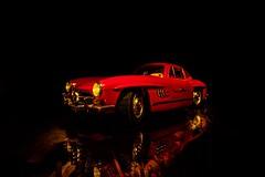 Mercedes Benz 300 SL  1/18 (Juan Carlos Figuero Riego) Tags: mercedesbenz 300sl 118 canonm3 samyang12mmf2
