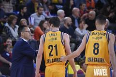 DSC_0285 (VAVEL España (www.vavel.com)) Tags: fcb barcelona barça basket baloncesto canasta palau blaugrana euroliga granca amarillo azulgrana canarias culé