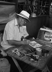 La Boca, Buenos Aires, Argentina (Monasterio_photos) Tags: artista callejero la boca caminito arte art artist street turismo buenos aires argentina