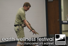 Earth Wellness Festival 2019 - Endangered! - American Alligator _ 03 (UNL Extension in Lancaster County) Tags: endangered lincoln childrens zoo american alligator