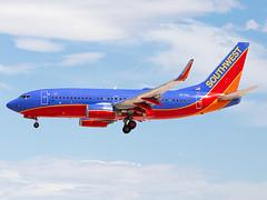 N7741C (ChrischMue) Tags: southwest airlines boeing b7377bdwl las vegas mccarran international klas n7741c