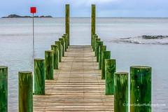 The jetty, Sisters Beach, Tasmania (Peter.Stokes) Tags: australia australian colour landscape nature outdoors photo photography colourphotography coast jetty tasmania
