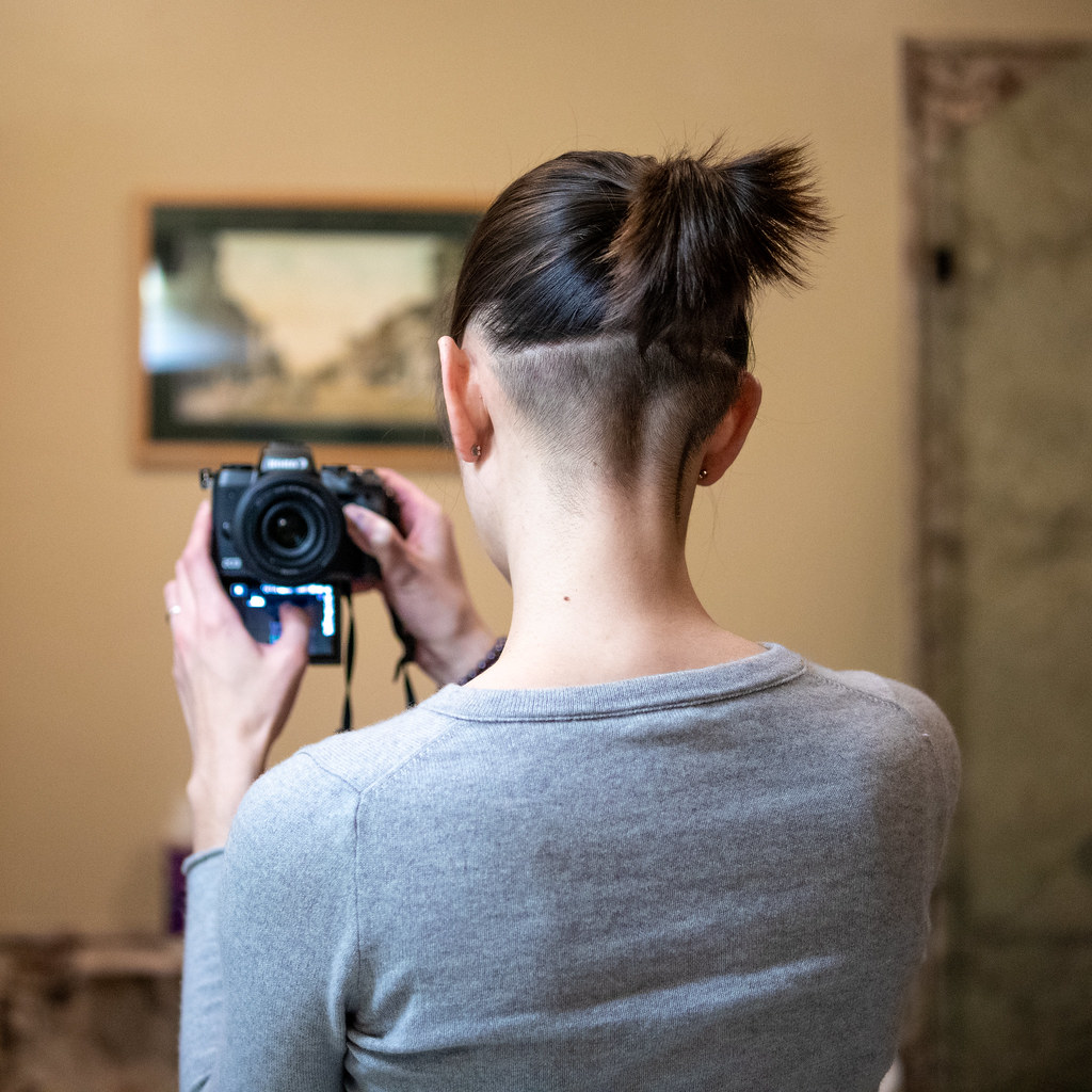 The World S Most Recently Posted Photos Of Ponytail And Undercut