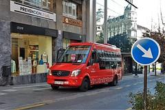 Granada, Calle Padre Suárez 07.12.2018 (The STB) Tags: granada transporteurbano transportepúblico citytransport urbantransport publictransport öpnv bus autobus autobús busse