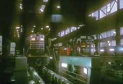 CB&Q SD9 348 (Chuck Zeiler48Q) Tags: cbq sd9 348 gp30 965 burlington railroad emd locomotive clyde train chuckzeiler chz