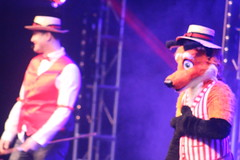 IMG_9015 (South Kitsune) Tags: fursuit furries furcon costumes cosplays caliur furry fandom