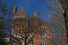 Old Park Hotel, Preston (Tony Worrall) Tags: preston lancs lancashire city welovethenorth nw northwest north update place location uk england visit area attraction open stream tour country item greatbritain britain english british gb capture buy stock sell sale outside outdoors caught photo shoot shot picture captured ilobsterit instragram photosofpreston architecture building built tall hotel parkhotel trees