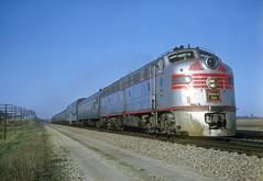 CB&Q E9 9993 (Chuck Zeiler52) Tags: cbq e9 9993 burlington railroad emd locomotive naperville train chuckzeiler chz dinky